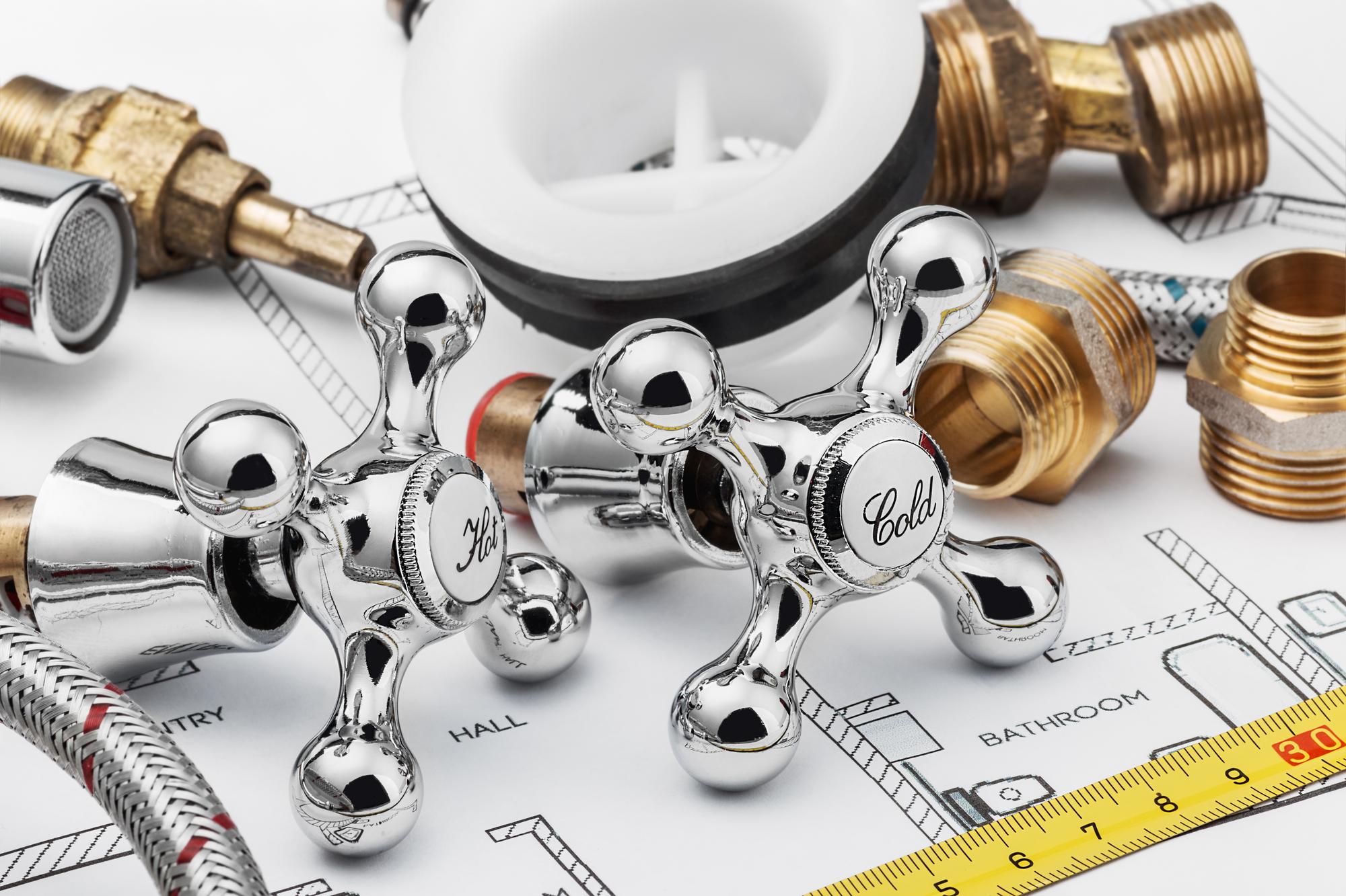 Opravy, montáže, rekonštrukcie vodovodných a kanalizačných rozvodov